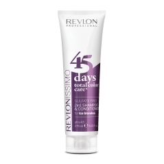 Shampoing 2en1 Ice blondes 45days Revlonissimo