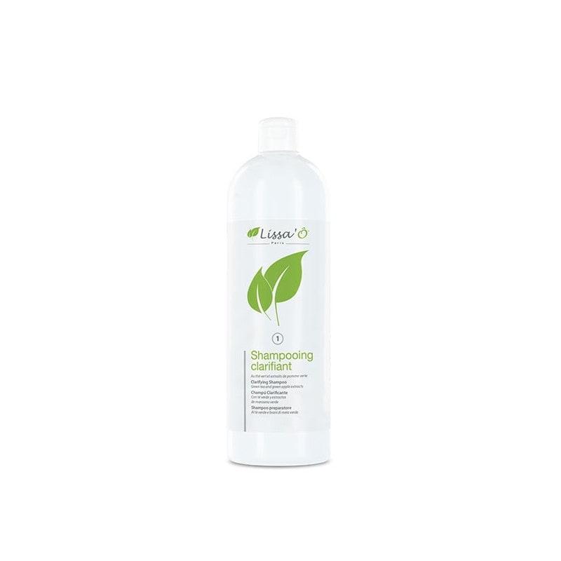 shampoing détox anti pollution